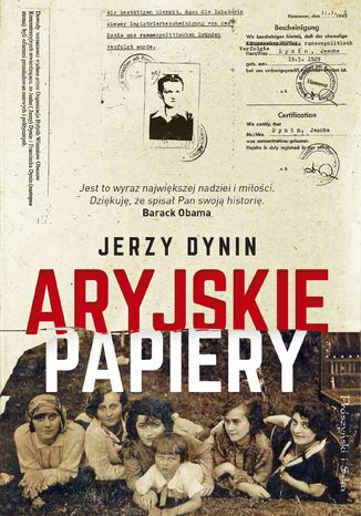 Okładka książki/ebooka Aryjskie papiery