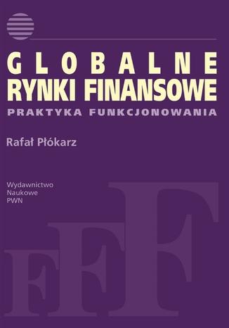 Okładka książki/ebooka Globalne rynki finansowe