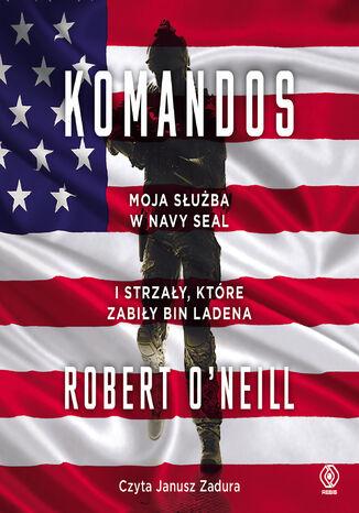 Okładka książki/ebooka Komandos