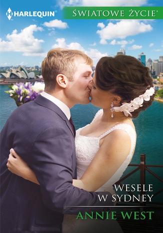 Okładka książki/ebooka Wesele w Sydney