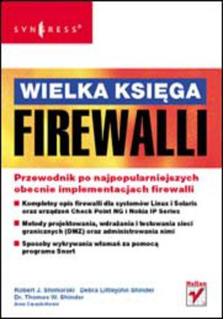Okładka książki/ebooka Wielka księga firewalli