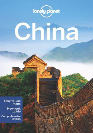 Okładka książki/ebooka China (Chiny). Przewodnik Lonely Planet
