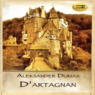 Okładka książki D`Artagnan