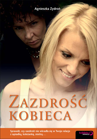 Okładka książki/ebooka Zazdrość kobieca