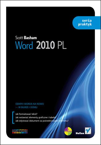 Okładka książki/ebooka Word 2010 PL. Seria praktyk