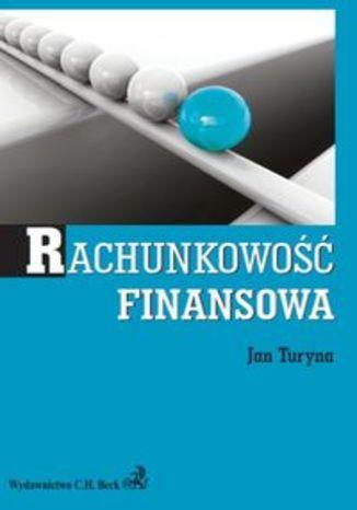 Okładka książki/ebooka Rachunkowość finansowa