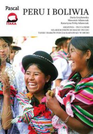 Okładka książki/ebooka Peru i Boliwia
