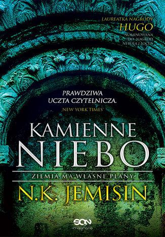 Okładka książki/ebooka Kamienne niebo