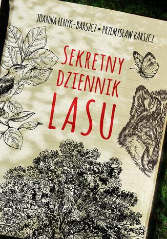 Okładka książki/ebooka Sekretny dziennik lasu