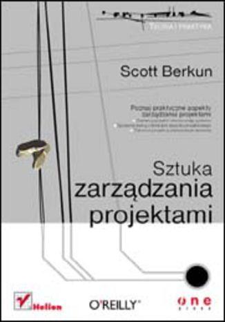 Okładka książki/ebooka Sztuka zarządzania projektami
