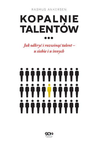 Okładka książki/ebooka Kopalnie Talentów