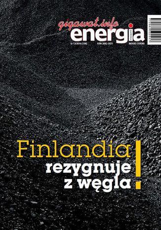 Okładka książki/ebooka Energia Gigawat nr 12/2016
