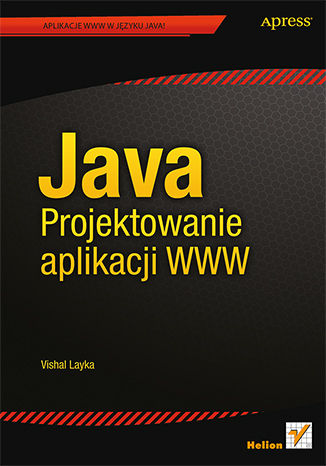 Okładka książki/ebooka Java. Projektowanie aplikacji WWW