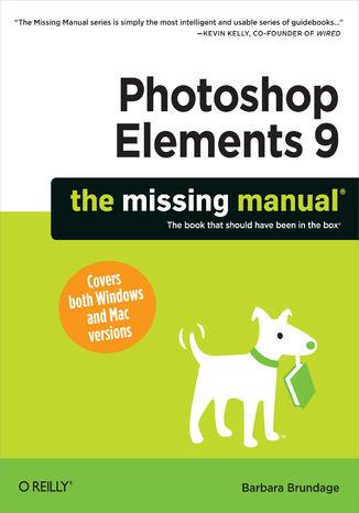 Okładka książki/ebooka Photoshop Elements 9: The Missing Manual