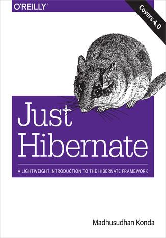 Okładka książki/ebooka Just Hibernate