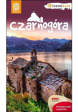 Okładka książki/ebooka Czarnogóra. Travelbook. Wydanie 1