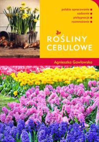 Okładka książki/ebooka Rośliny cebulowe