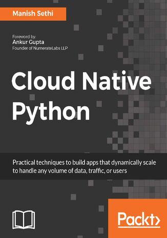 Okładka książki/ebooka Cloud Native Python
