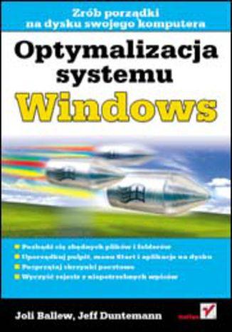 Okładka książki/ebooka Optymalizacja systemu Windows