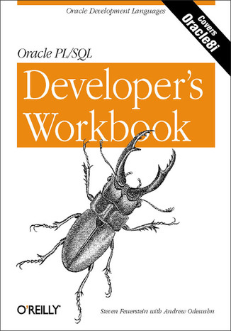 Okładka książki/ebooka Oracle PL/SQL Programming: A Developer's Workbook