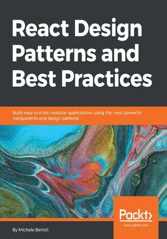Okładka książki/ebooka React Design Patterns and Best Practices