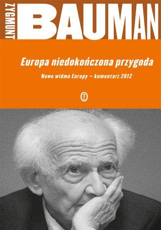 Okładka książki/ebooka Europa - niedokończona przygoda