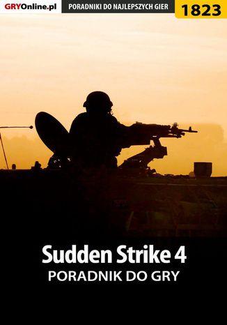 Okładka książki/ebooka Sudden Strike 4 - poradnik do gry