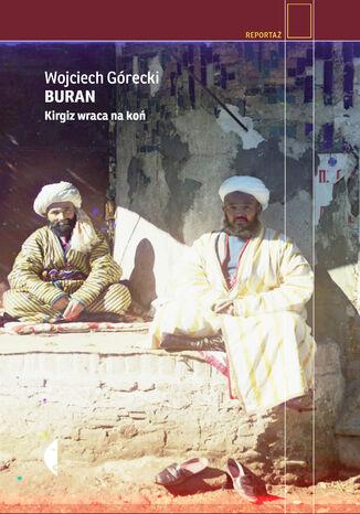 Okładka książki/ebooka Buran. Kirgiz wraca na koń
