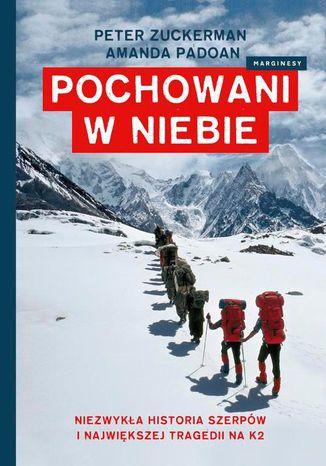 Okładka książki/ebooka Pochowani w niebie