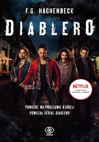 Okładka książki/ebooka Diablero