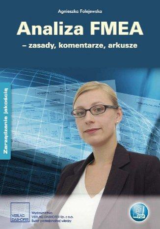 Okładka książki/ebooka Analiza FMEA  zasady, komentarze, arkusze