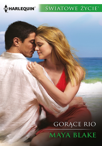 Okładka książki/ebooka Gorące Rio