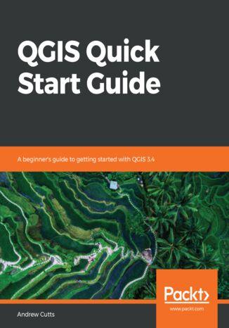 Okładka książki/ebooka QGIS Quick Start Guide