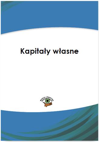 Okładka książki/ebooka Kapitały własne