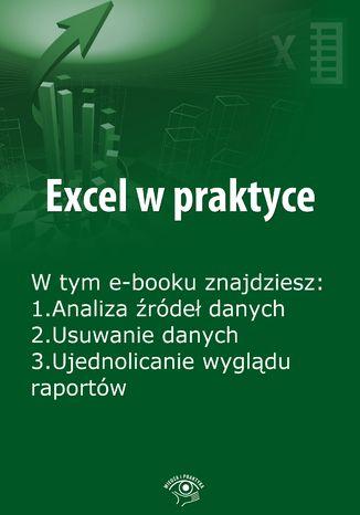 Okładka książki/ebooka Excel w praktyce, wydanie sierpień 2014 r