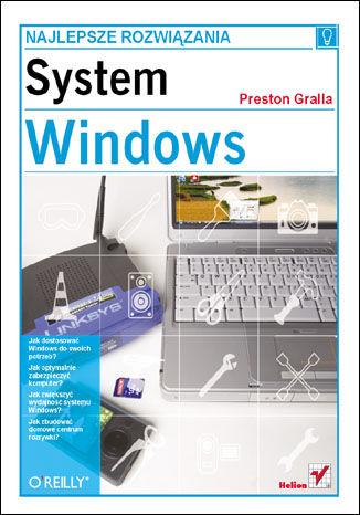 Okładka książki/ebooka System Windows. Najlepsze rozwiązania