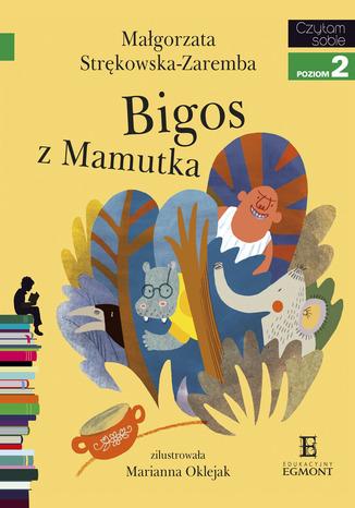 Okładka książki/ebooka Bigos z Mamutka