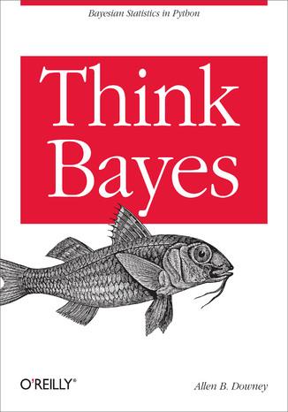Okładka książki/ebooka Think Bayes