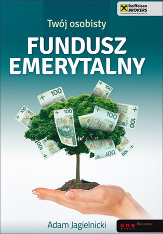 Okładka książki/ebooka Twój osobisty fundusz emerytalny