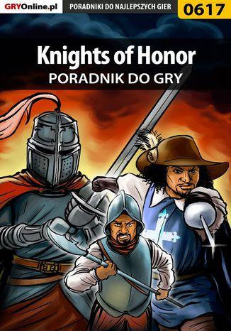 Okładka książki/ebooka Knights of Honor - poradnik do gry