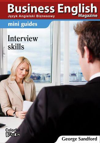 Okładka książki/ebooka Mini guides: Interview skills