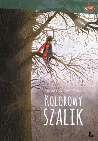 Okładka książki/ebooka Kolorowy szalik