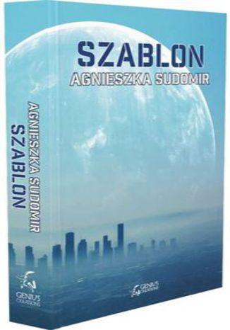 Okładka książki Szablon