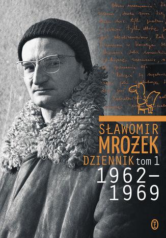 Okładka książki/ebooka Dziennik tom 1 1962-1969