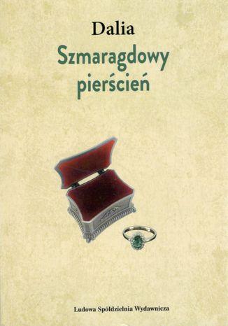 Okładka książki/ebooka Szmaragdowy pierścień