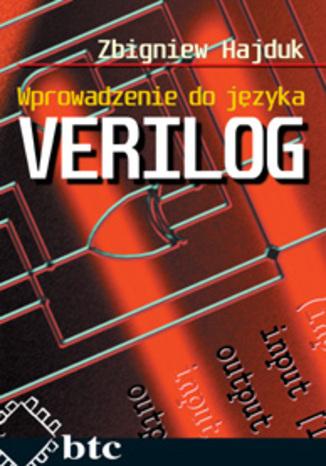 Okładka książki Wprowadzenie do języka VERILOG