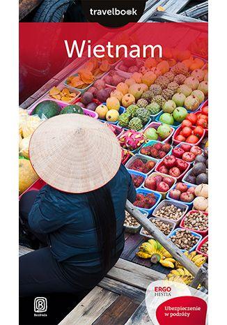 Okładka książki/ebooka Wietnam. Travelbook. Wydanie 1