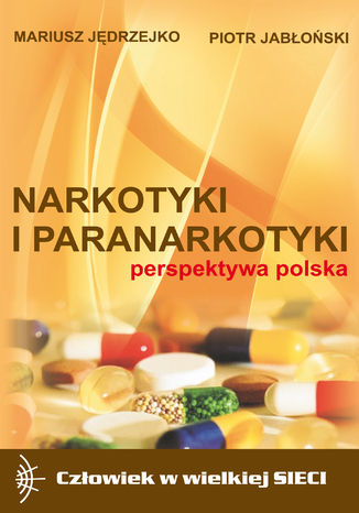 Okładka książki/ebooka Narkotyki i paranarkotyki - perspektywa polska
