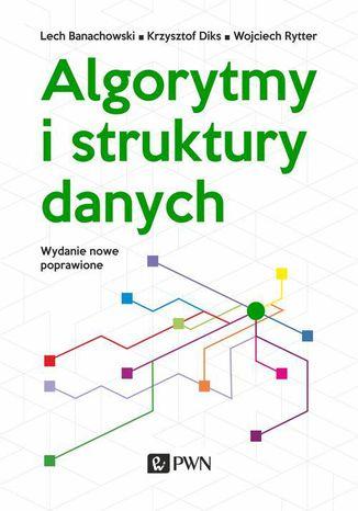 Okładka książki/ebooka Algorytmy i struktury danych