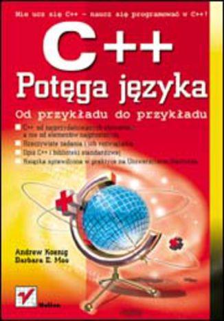 Okładka książki C++. Potęga języka. Od przykładu do przykładu